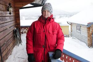 Mycket utelek kan barnen som ska vara hos Carina Bergen i Järvsö se fram mot.