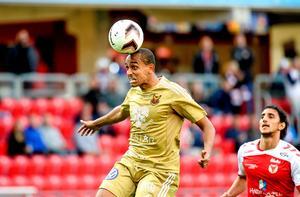 ÖFK:s Walid Atta är Allsvenskans passningssäkraste spelare.