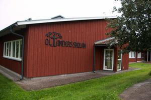 Ol Andersskolan i Skärplinge. Foto: Josefine Larsson.