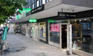 Butiken kommer hålla öppet fram tills sista oktober.
