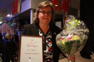 Årets nyföretagare. Eva Nyander, EN Kvalitets- och miljösäkring i Avesta.