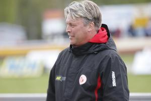 Mikael Teurnberg är lugn inför lördagens GP-tävling.