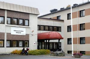 Hälsocentralen Ankaret.