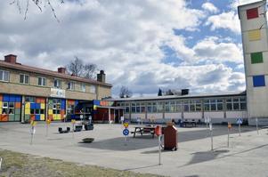 Gammal brandstation. Idag ligger Childrens upptäckarhuset i den gamla brandstationen.