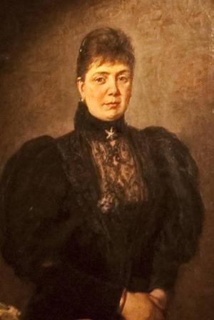 Antonie Rettig såg till att Gävle fick ett pampigt museum.