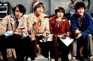 The Monkees. Från vänster Michael Nesmith, Peter Tork, Davy Jones och Micky Dolenz. Foto: Reuters