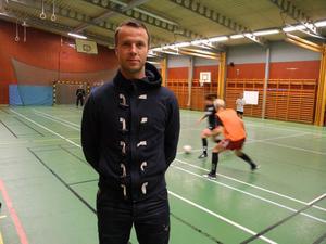 Tidigare Brage-spelaren Jimmy Rajala, 37, är ny tränare för Gustafs damlag.