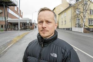 Socialnämndens ordförande i Östersund Magnus Rönnerfjäll (C).