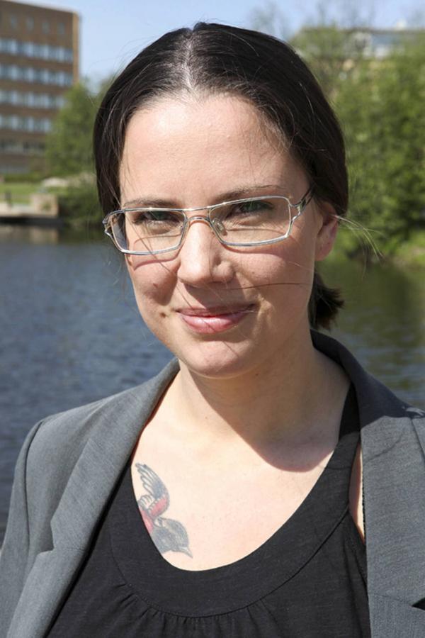 Isabelle Brännlund är historiker på Centrum för samisk forskning vid Umeå universitet.