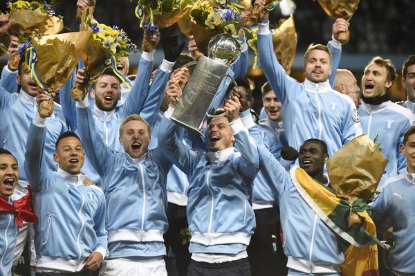 Malmö FF firar guld – snart kommer SM-gulden firas i Discoverys kanaler.