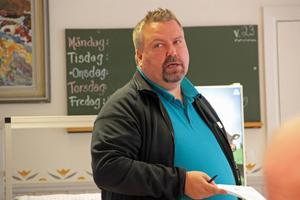 Ambulanschef Roger Östlund.