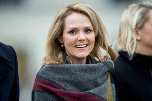 Linda Hofstad Helleland tar över som kulturminister i Norge.