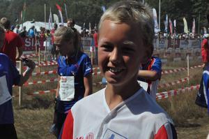 Tor Rönnestrand slutade trea i H12 kort.