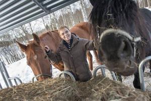 Eva Myrgren, vice ordförande i Svenska ridsportförbundet, har avlidit.