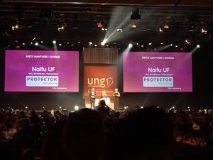 Prisutdelningen ägde rum på Stockholmsmässan under tisdagskvällen.