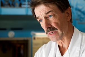 Bo-Göran Widman. överläkare.