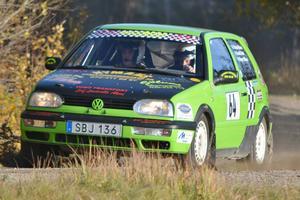 Tobias Hillbom vann Grupp E-klassen i Fönstersprinten – samt Östra Sprintcupen totalt.