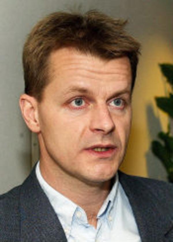 Christer Berglund är en het kandidat till kommunalrådsposten - om han själv vill.