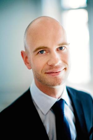 Anders Söderström, vd Sentor.