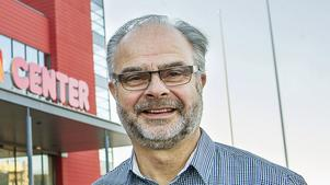 Fjällräven Centers arenachef Bengt Hedin är nöjd med läget inför kvällens SHL-match mellan Modo och Luleå.
