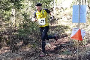 Tove Alexandersson befäste sin position som bästa dam.