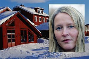 Susanné Wallner, regionråd (M).