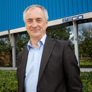 Lars Bergström.