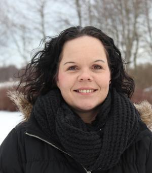 Marie Larsson (S), kommunalråd Älvkarleby kommun.