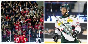 Drew Paris ser fram emot att tillhöra Modo Hockey.