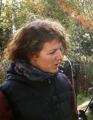 4       Anna Sivertsson filmar myggor i Bakvattnet med tyska filmproducenter. Duktig fotograf och filmare som kommer att låta höra om sig alltmer, tro oss!