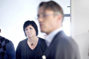 Petra Einarsson, VD för SMT.