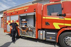 Båda deltidskårerna Hassela och Jättendal är från nästa år utrustade med moderna fordon.