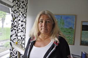 Nämndordförande Karin Näsmark (S) blir förvånad över resultatet i Socialstyrelsens undersökning. Särskilt eftersom utomhusvistelser är ett prioriterat område inom kommunens äldreomsorg.