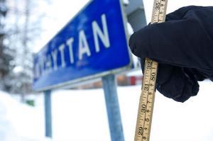 Året inleddes med mycket snö. Nyhyttan utanför Säter noterade Dalarnas största snödjup i februari med 81 centimeter. Men vårvärmen bidrog till en rekordsnabb snösmältning.