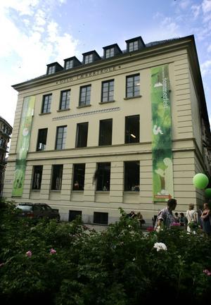 Litteraturhuset i Oslo har i dag ekonomiska problem men har varit en framgångssaga.