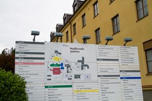 Hudiksvalls sjukhus kan bli en byggarbetsplats under de kommande fem åren om regionpolitikerna ger klartecken.