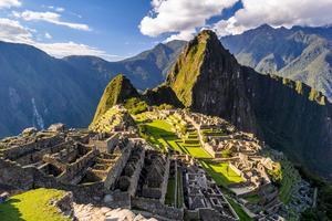 Machu Picchu utses ofta till världens främsta sevärdhet.