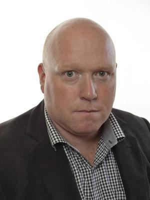Magnus Persson (SD). Foto: Riksdagen