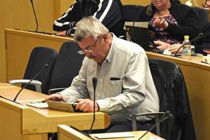 Leif Lindholm (S) är också nöjd med mark- och miljödomstolens dom, framförallt eftersom den ger kommunen