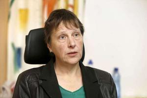 Berit Jansson (C) är ordförande i stiftelsen Roslagsmuseets styrelse.