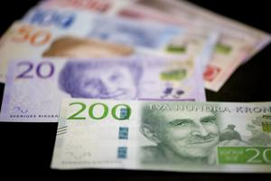 I oktober kan Sundsvalls- och Timråbor ta ut 200-kronorssedeln.