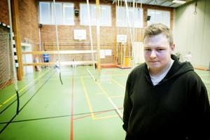 14-åriga Alexander Söderberg skapade gruppen och bjöd in hela klassen.