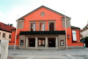 Västmanlands Teater blir en central scen när Scenkonstbiennalen kommer till Västerås 2021.Fotograf: Vlt/arkiv