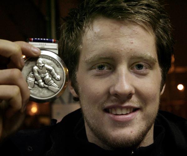 Eric Moe blev bland annat JVM-silvermedaljör – men la av redan som 28-åring.