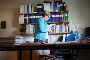 """""""Allt är föränderligt under livets gång, jag skulle kunna skriva enorma volymer böcker om detta efter alla år"""", konstaterar Margareta Wickman."""