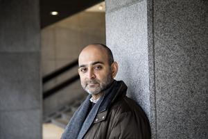 Mohsin Hamid ser det som sin uppgift som författare att formulera en hoppfull framtidsvision.