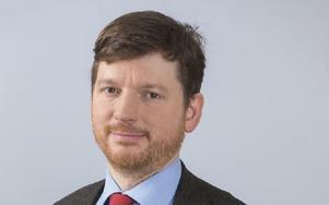 Martin Ådahl, Centerpartiets chefsekonom. Foto: Centerbild