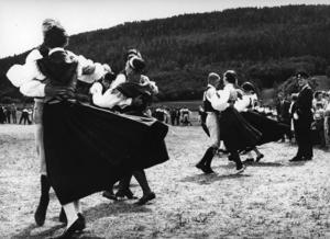 Den första tävlingen 1965, lade grunden till den årliga hambofesten och gav upphov till en älskad tradition.