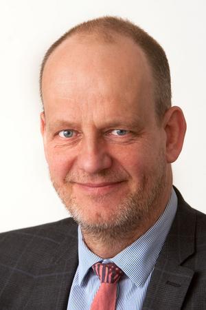 Per Johansson, ny direktör för Miljö och samhällsbyggnad. FOTO: VÄSTERÅS STAD