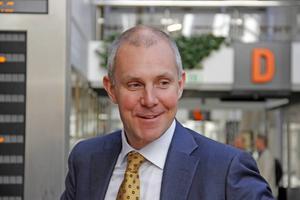 Olof Faxander, Sandviks vd, har utsetts yill årets mångfaldschef.